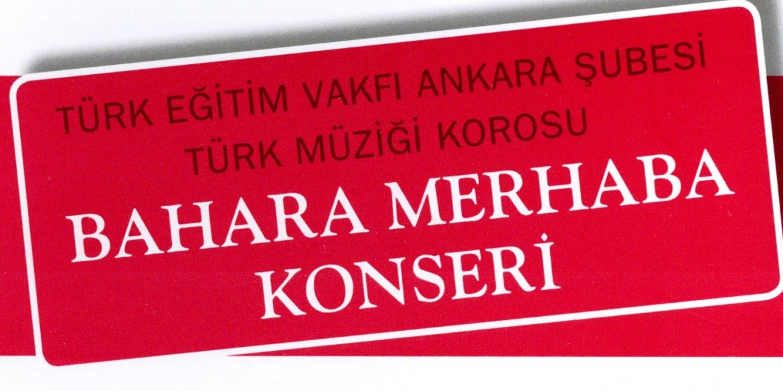 Türk Eğitim Vakfı Türk Müziği Korosu