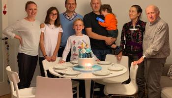 Sevgili Oğullarımızın doğum gününde bizler