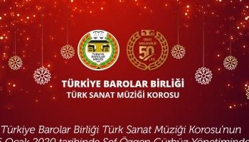 TürkiyeBarolar Birliği Korosu ve Saz Heyeti