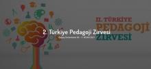 2. Türkiye Pedagoji Zirvesi